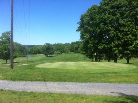 Oak Ridge Golf Club Cover Picture