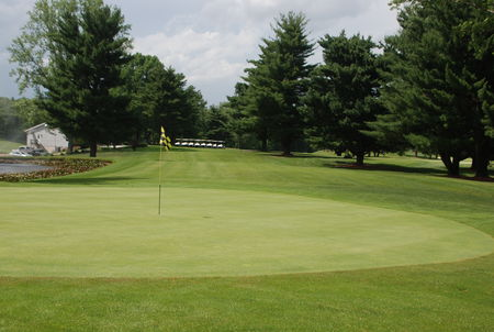 Pleasant hill golf course cover picture