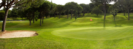 Club de golf handicap cover picture