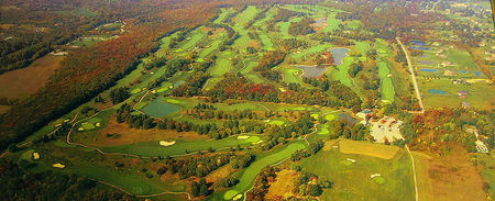 Overview of golf course named Weatherwax Golf Course
