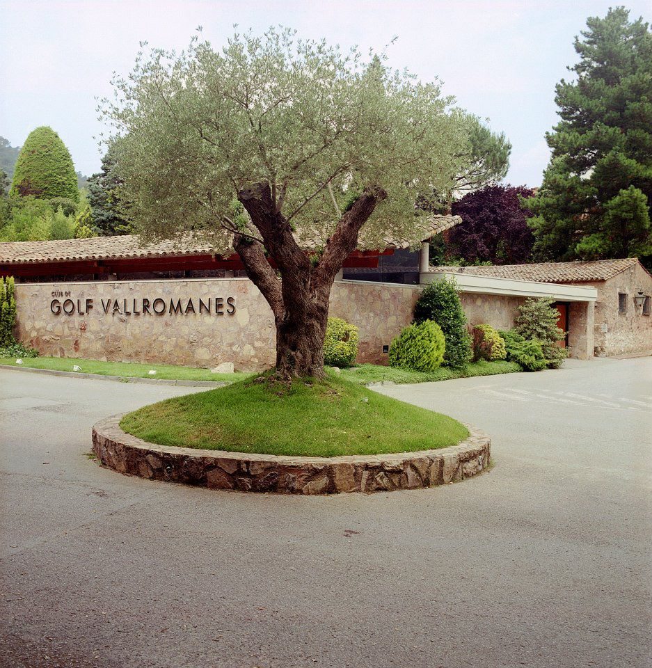 Club de golf vallromanes cover picture