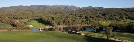 Overview of golf course named Montanya Golf Club