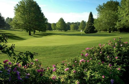 Willow creek golf course cover picture