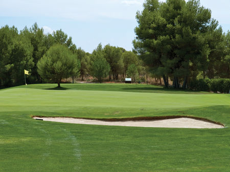 Club de golf las pinaillas cover picture