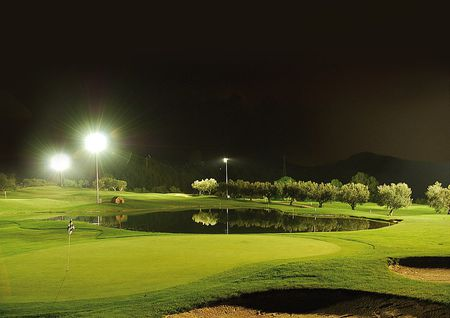 Overview of golf course named Can Cuyas Golf
