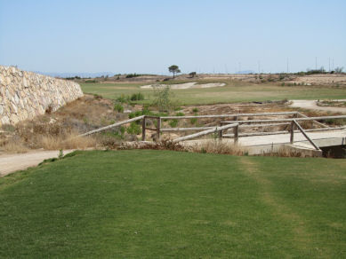 Overview of golf course named Sierra Golf