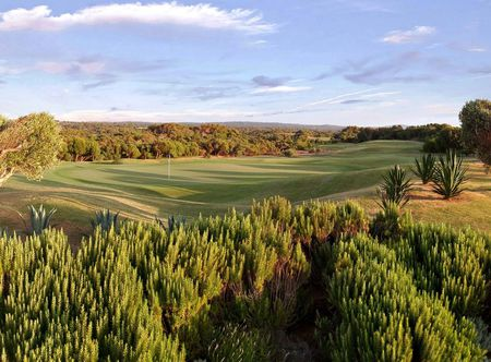 Overview of golf course named Golf de Mogador