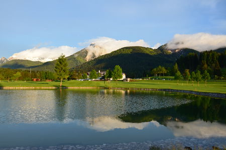 Overview of golf course named Golf Senza Confini Tarvisio