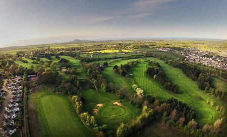 Broomieknowe Golf Club Cover Picture