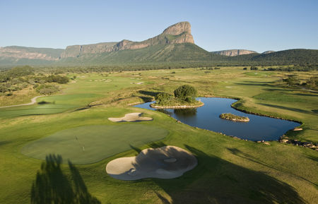 Overview of golf course named Legend Golf and Safari Resort