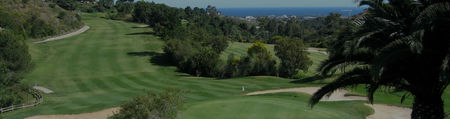 Overview of golf course named Los Arqueros Golf and Country Club