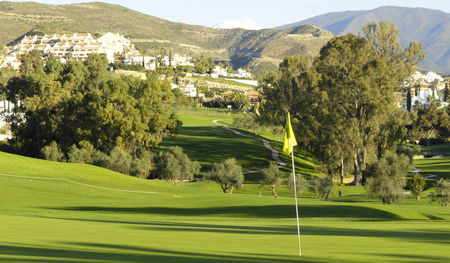 Overview of golf course named Los Naranjos Golf Club
