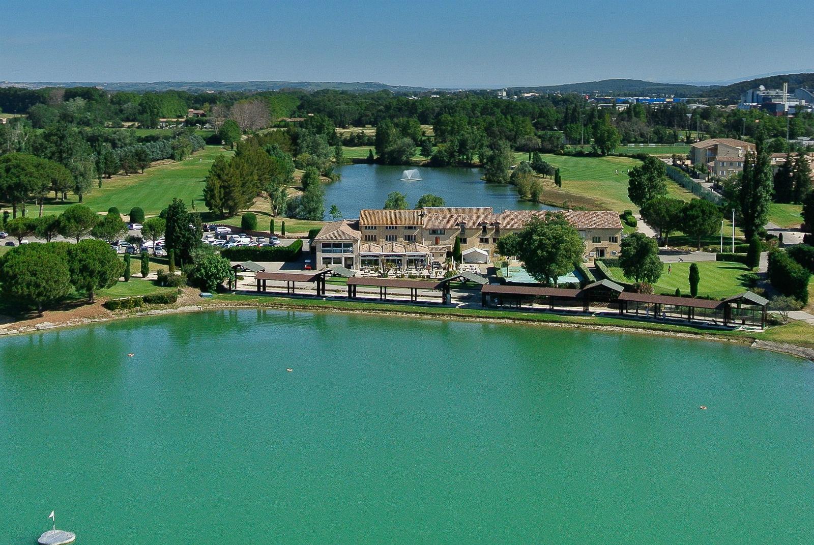 Overview of golf course named Golf Du Grand Avignon