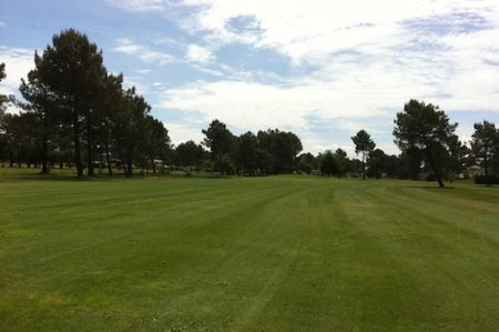 Overview of golf course named Aiguilles Vertes Golf Club