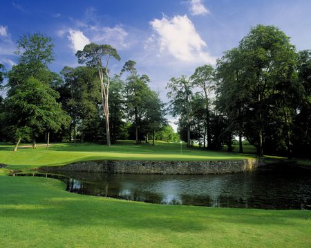 Overview of golf course named Mount Juliet Golf Club