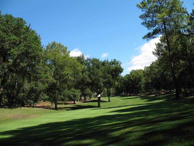 Overview of golf course named Golf de Biscarrosse