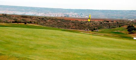 Overview of golf course named Cabanillas Golf Club
