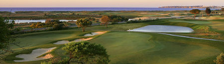 Overview of golf course named Onyria Palmares Golf Resort