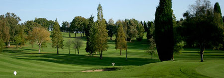Overview of golf course named Club de Golf Real La Barganiza