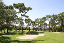 Overview of golf course named Real Sociedad de Golf de Neguri