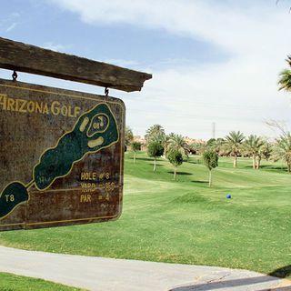 Arizona golf resort cover picture