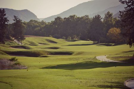 Secret valley golf club cover picture