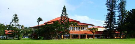 The Gymkhana Club Cover Picture