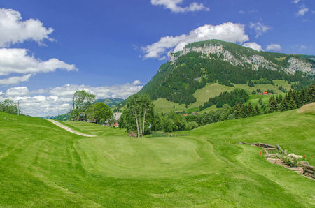 Overview of golf course named Golf Club Fluhli-Sorenberg