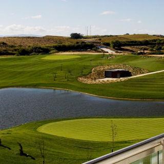 Aldeia dos capuchos golf club cover picture