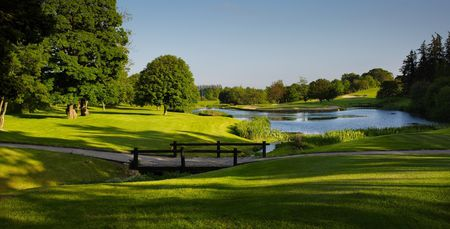 Overview of golf course named Druids Glen Hotel and Golf Resort - Druids Glen