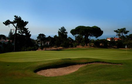 Overview of golf course named Estoril Palacio Golf Course