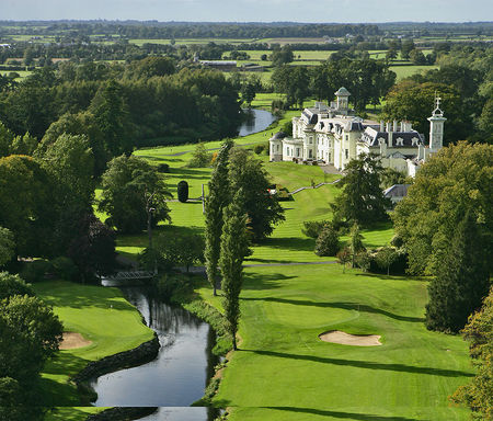 Overview of golf course named The K Club Golf Resort - The Palmer Ryder Cup Course