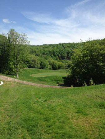 Overview of golf course named Sungarden Golf and Spa Resort