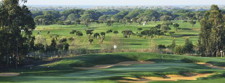 Overview of golf course named El Rompido Golf Club - South Course