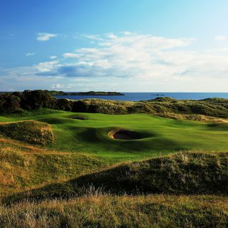 Royal portrush golf club cover picture
