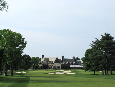 Overview of golf course named Winged Foot Golf Club - West Course