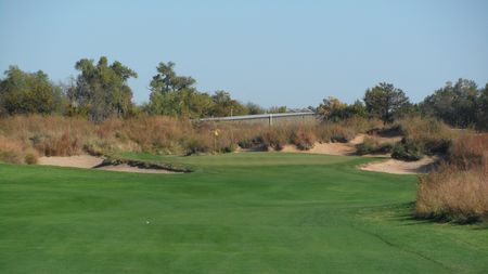 Overview of golf course named Prairie Dunes Country Club