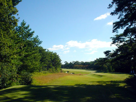 Hirono Golf Club Cover Picture