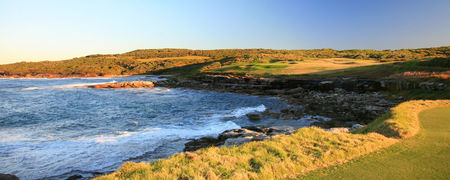 Overview of golf course named New South Wales Golf Club