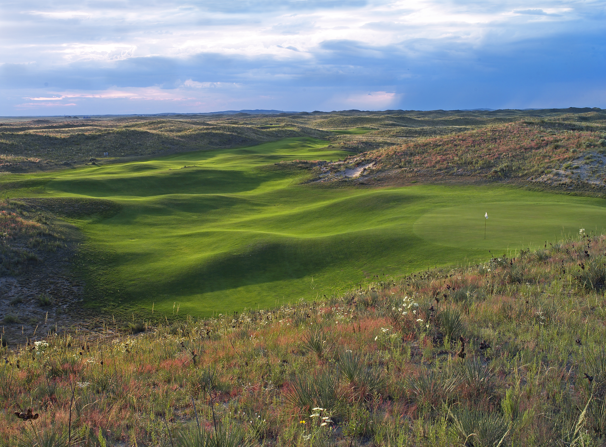 Ballyneal golf and hunt club cover picture