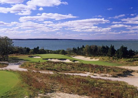Sebonack Golf Club Cover Picture