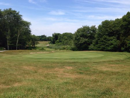 Locust Valley Golf Course Cover Picture