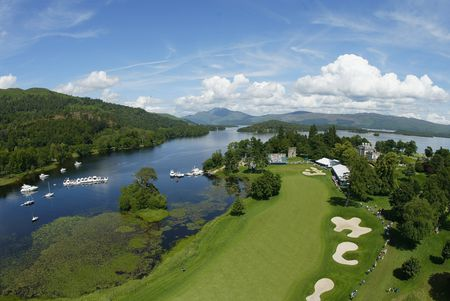 Overview of golf course named Loch Lomond Golf Club
