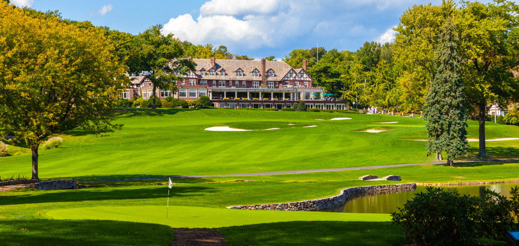 Overview of golf course named Baltusrol Golf Club - The Lower
