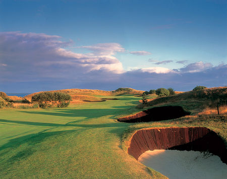 The European Golf Club Cover Picture