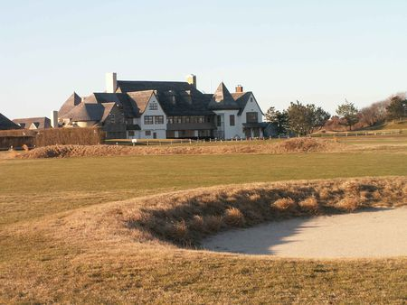 Overview of golf course named Maidstone Club