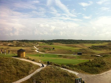 Noordwijkse golfclub cover picture