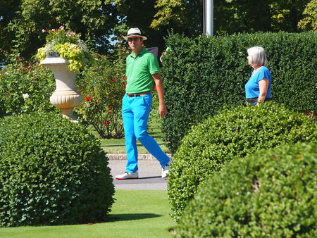 Preview of album photo named Golf Club Genève - All Square