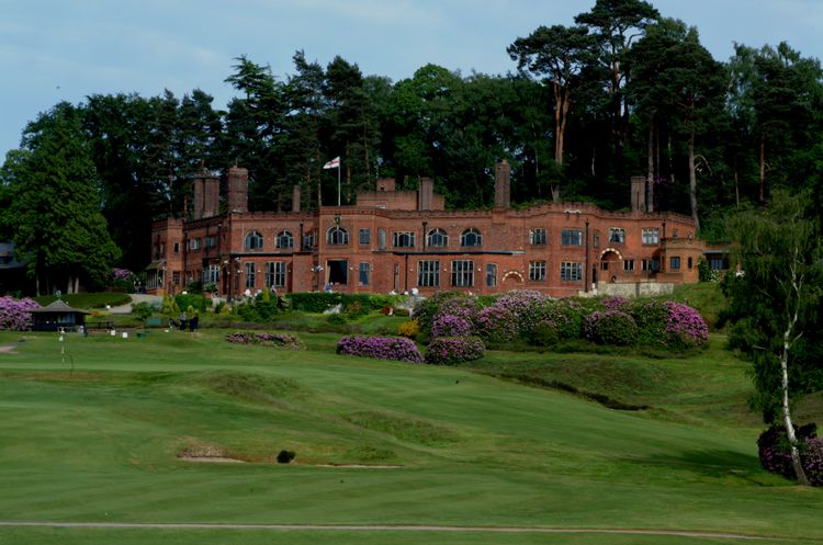 Saint george s hill golf club cover picture