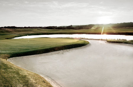 Sporting Club Berlin Scharmutzelsee - Faldo Course Cover Picture